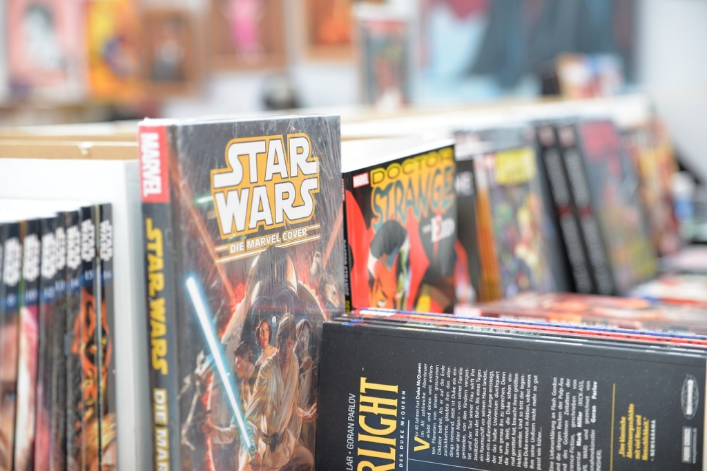 Comic Book Store for Sale