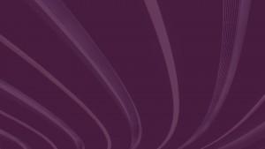 Swirly purple ceiling lines