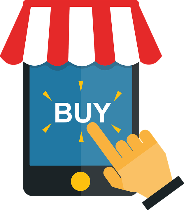 Buying Process of an Online Business