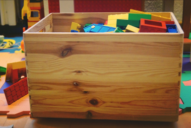 Children's Monthly Subscription Toy Box